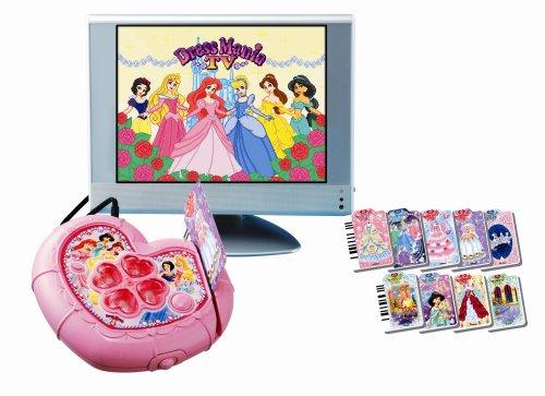 Disney princess dress Mania TV lessons (japan import)