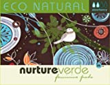 Nurture Verde 100% Natural Fully Compostable Feminine Pads (Regular Absorbency, 22-count)