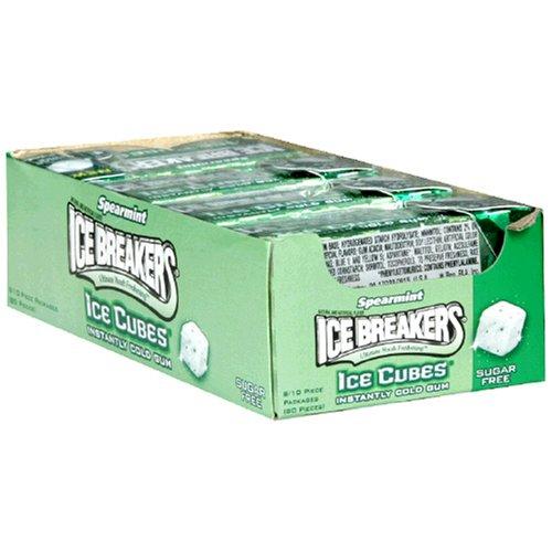 Ice Breakers - Ice Cubes Spearmint Sugar Free