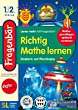 Software - Fragenb�r: Richtig Mathe lernen 1./2. Klasse, 1 CD-ROM Eisalarm auf Plumitopia. F�r Windows Win7, Vista, XP