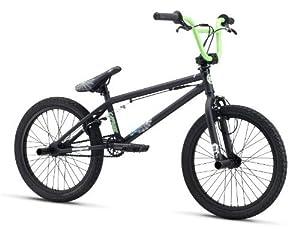 """Mongoose Capture 20"""" Freestyle Bmx Bike Black"""