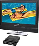 Audiovox FPE3207DV 32-Inch HD Flat Panel LCD TV with Built-in DVD Player