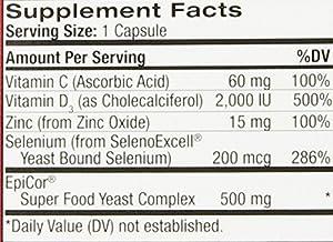 Natrol Immune Boost Capsules, 30-Count