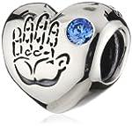 Pandora Baby Boy Charm Bead - 791281CZB