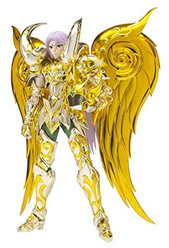 "Bandai Tamashii Nations Saint Cloth Myth EX Aries Mu (God Cloth) ""Saint Seiya -Soul of Gold-"" Action Figure"
