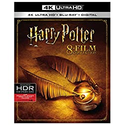 Harry Potter Collection [4K Ultra HD + Blu-ray]