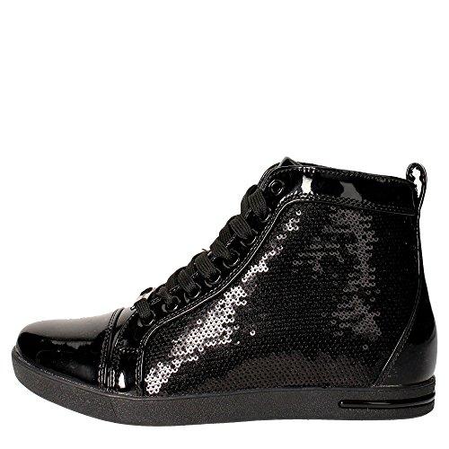 Laura Biagiotti 1562 Sneakers Donna Vernice Nero Nero 39