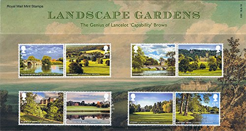 2016-landschaft-garten-fahig-braun-briefmarken-in-prasentation-pack-pp503-bedruckt-nr-530-royal-mail