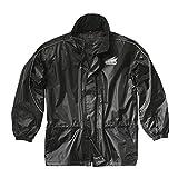 Hein Gericke Blizzard Regenjacke schwarz XL - Motorrad Regenbekleidung