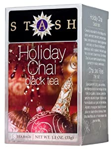 Stash Tea Holiday Chai Black Tea by Stash Tea