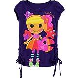 Lalaloopsy Girls Purple T-Shirt (5)
