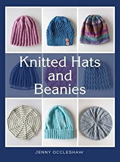 Book Cover: Knitted Hats and Beanies