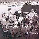 Ravel : Trio avec piano en la mineur - Tcha�kovski : Trio avec piano en la mineur, � la m�moire de Nicola� Rubinstein, op 50