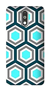 SWAG my CASE PRINTED BACK COVER FOR MOTOROLA MOTO G4 Multicolor