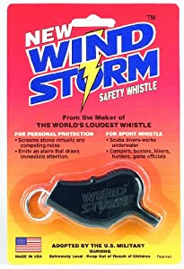 Windstorm Safety Whistle by Wind Storm
