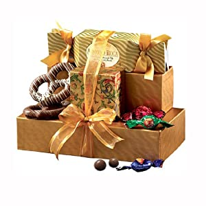Broadway Basketeers Gourmet Chocolate Gift Set