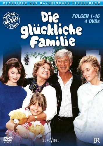 Die glückliche Familie - Folge 01-16 [4 DVDs]
