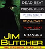 The Dresden Files, Books 7-12