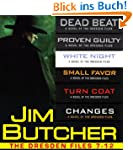The Dresden Files Collection 7-12: A...