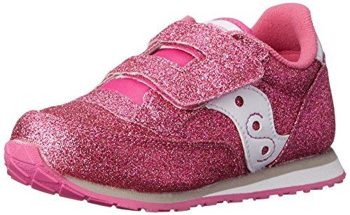 Saucony Girls Jazz H&L Sneaker (Toddler)