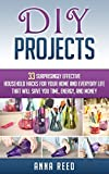 DIY Projects: 33 Surprisingly Effective Household Hacks For Your Home And Everyday Life That Will Save You Time, Energy, And Money! (DIY Projects, DIY Household Hacks, DIY Speed Cleaning)