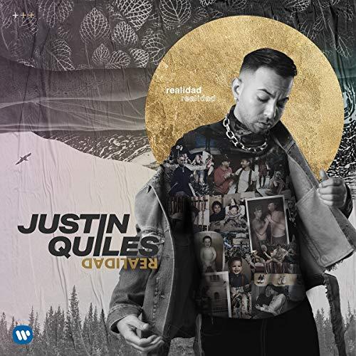 CD : JUSTIN QUILES - Realidad