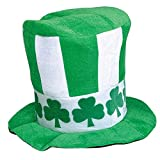 Velvet Shamrock Top Hat Case Pack 12