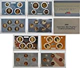 2009 S Proof set Collection Uncirculated US Mint
