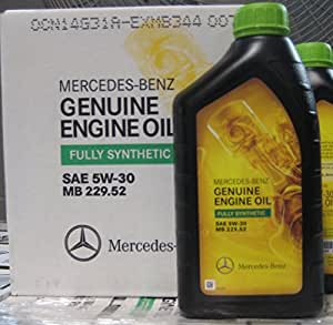 Mercedes benz 5w30 synthetic oil 1 for Mercedes benz synthetic oil
