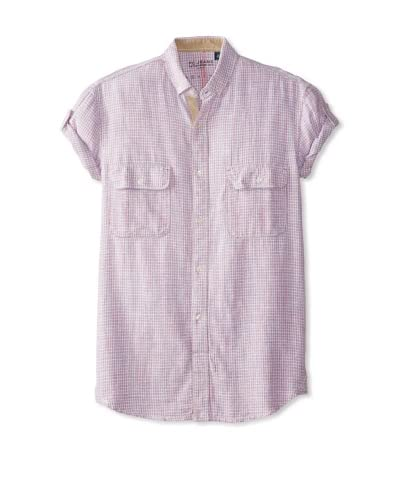 French Connection Men's Galeyville Checks
