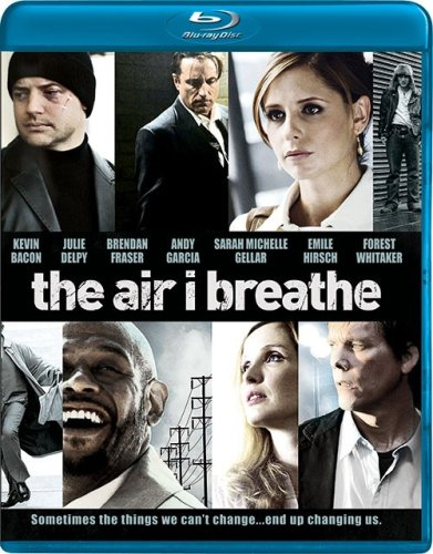 Cover art for  The Air I Breathe [Blu-ray]