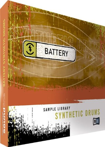 Native Instruments Synthetic Drums 2 Sample Library for Battery and Kontakt