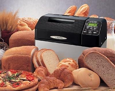 Zojirushi Home Bakery Supreme 2-Pound-Loaf Breadmaker from Zojirushi Kitchen Electrics