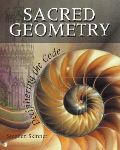 Sacred Geometry Book Sacred Geometry Deciphering