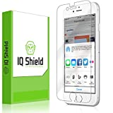 """IQ Shield LiQuidSkin - Apple iPhone 6 Screen Protector 4.7"""" with Lifetime Replacement Warranty - High Definition (HD) Ultra Clear Smart Film - Premium Protective Screen Guard - Extremely Smooth / Self-Healing / Bubble-Free Shield - Kit comes in Frustration-Free Retail Packaging"""