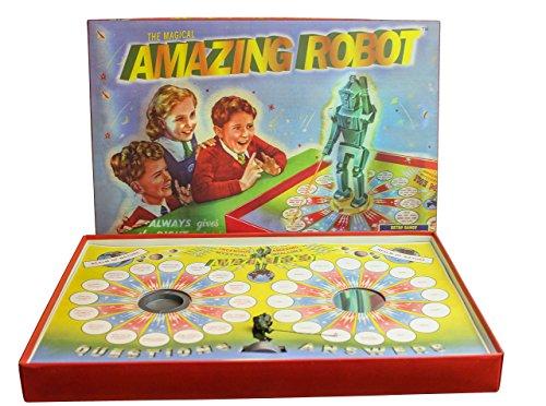 Jeu traditionnel de robot étonnant magique