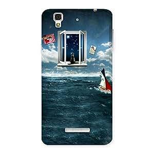 Ajay Enterprises The Window and Ship Back Case Cover for YU Yureka Plus