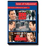 "Big Daddy/Die Wutprobe/Mr. Deeds - Best of Hollywood (3 DVDs)von ""Adam Sandler"""