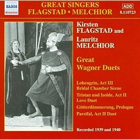 Flagstad, Kirsten / Melchior, Lauritz: Great Wagner Duets (1939-1940)