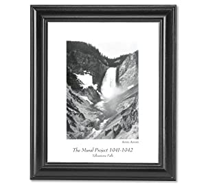 Ansel Adams Yellowstone B/W Photo Wall Picture Framed Art Print