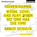 Overwhelmed: Work, Love, and Play When No One Has the Time (       UNABRIDGED) by Brigid Schulte Narrated by Tavia Gilbert
