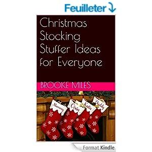 Christmas stocking stuffer ideas for everyone english for Christmas stocking stuffers ideas for everyone