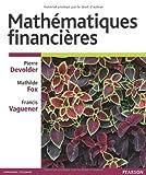 echange, troc Pierre Devolder, Mathilde Fox, Francis Vaguener - Mathématiques financières