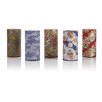 Set A Shopping Price Drop Alert For Teavana Medium Washi Tea Storage Tin, 5oz