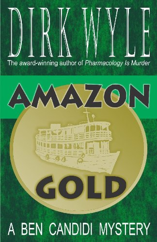 <strong>Like A Great Thriller? Then we think you'll love this FREE excerpt from the Thriller of the Week: Dirk Wyle's Medical Mystery AMAZON GOLD – A hard-boiled thriller with a scientific twist and readers are already raving – 4.5 Stars on Amazon with all rave reviews & now just $3.99 or FREE via Kindle Lending Library</strong>