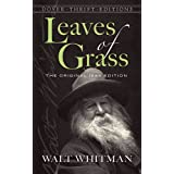 Leaves of Grass: The Original 1855 Edition (Dover Thrift Editions) ~ Walt Whitman