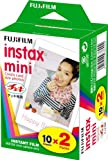 Photography - Fujifilm 2x 10 Shoots Mini Instax Film Pack