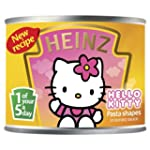 Heinz Hello Kitty Pasta Shapes in Tom...