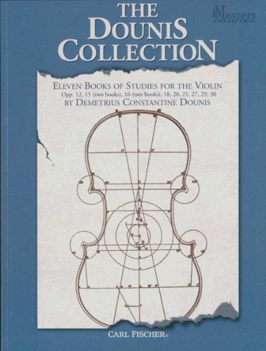 The Dounis Collection (English and German Edition)