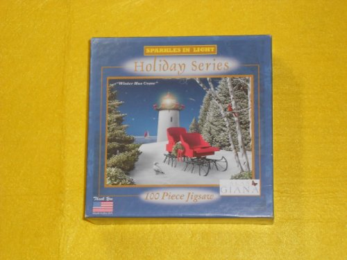 Alan Giana Holiday Series Winter Has Come 100 Pc. Jigsaw Puzzle - 1